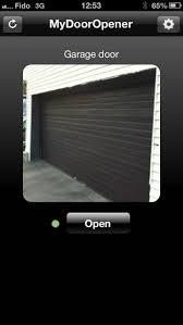 open garage door with iphoneBest iPhone Garage Door Openers for iOS