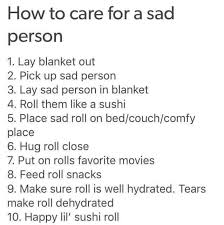 How To Care For A Sad Person Ddlg Quotes And Whatnot Pinterest Magnificent Funy Comment Syd Sad