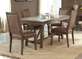 9 pc dining room set best of liberty furniture stone brook cal 7 piece trestle table