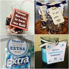 these novelties were given with a sweet twist thanks to some quirky wording employee appreciation gift inspiration found on