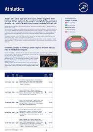 ألعاب القوى الأولمبية ✓ 2021 ☀️ تذاكر طيران الفندق