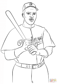 Small Picture Black History Coloring Pages Obama In Jackie Robinson Page esonme