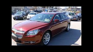 2009 Chevrolet Malibu LTZ V-6 With Sunfroof and Alloys for sale in ...