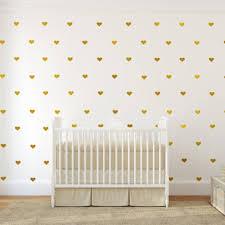 Goud Stippen Kinderkamer Babykamer Muurstickers Kinderen Home Decor