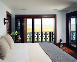 Modern Asian Bedroom Cwb Architects Build Modern Sea Front Thai Beach House In