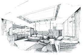 Interior design drawings perspective High School Furniture Design Drawing Interior Design Bedroom Drawing Download Sketch Perspective Interior Bedroom Black And White Interior Design Stock Illustration Wiseme Furniture Design Drawing Interior Design Bedroom Drawing Download