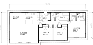 3 bedroom house plan. plb121 3 bedroom transportable homes house plan o