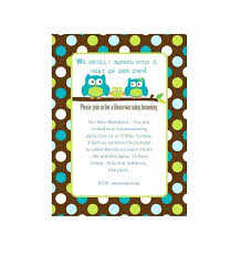 Housewarming Invitation Card Template Cards Free Download House