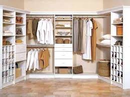 storage closet design u shaped walk in closet design how to design a walk in u