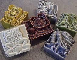 ceramic wall art