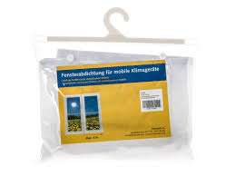 Fensterabdichtung Klimagerät Smartstore