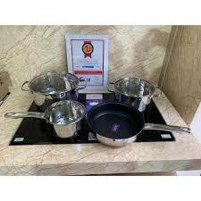 Bếp từ đôi dương Sevilla SV 20T ✓Bếp từ dương Inverter tiết kiệm điện  -Booter nấu siêu nhanh -Bảo hành chính hãng 2 Năm