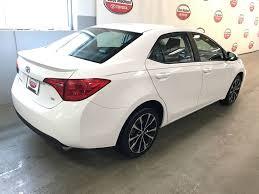 2017 Used Toyota Corolla SE CVT at East Madison Toyota Serving ...