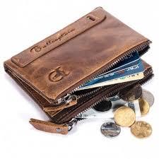 Best wallet <b>leather men</b> Online Shopping | GearBest.com Mobile