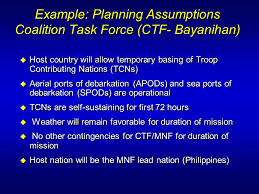 Troop To Task Example Course Of Action Analysis Ppt Download