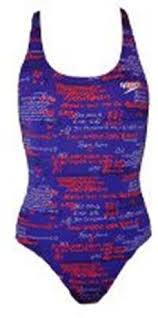 Speedo Endurance Size Chart Swimsuit Speedo Women Endurance By Speedo