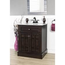 28 bathroom vanity with sink. Foremost 28 In X 22 Blaire Undermount 1 Birchpoplar Bathroom Pertaining To Vanity With Sink I