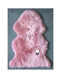 pink sheepskin rug pink sheepskin rug hot pink faux sheepskin rug