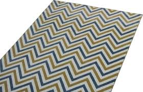 blue chevron rug blue chevron area rug