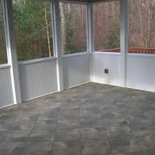 screened in porch flooring ideas the garden inspirations contemporary screened porch flooring ideas