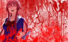 Free download Mirai nikki blood gasai ...