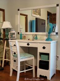 makeup station furniture. Desk After And Makeup Station Furniture