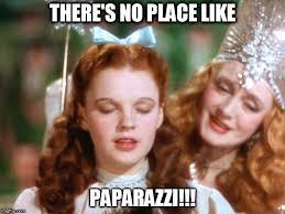 paparazzi wizard of oz