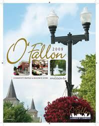 509 sonderen st o'fallon, mo 63366. O Fallon Mo 2008 Community Profile And Resource Guide By Tivoli Design Media Group Issuu
