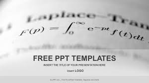 powerpoint templates mathematics free download long math education powerpoint templates