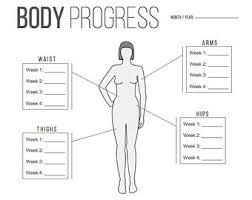 Printable Body Measurement Chart Judicious Basic Body