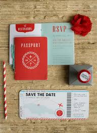 The Freeing Creativity Retreat Destination Wedding Invitations