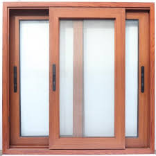 wooden sliding windows design/aluminium frame sliding glass window