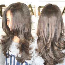 Fashion Haircuts For Thick Hair Amusing Fashionable Shoulder Size