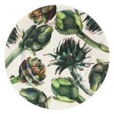 emma bridgewater vegetable garden artichoke 8 ½ inch plate temptation gifts