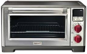 wolf gourmet cu ft convection oven counter top countertop costco