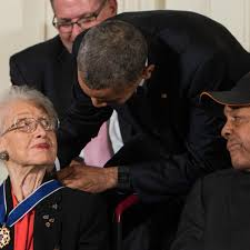 NASA mathematician Katherine Johnson, who inspired the film 'Hidden  Figures', dies at 101