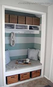 marvelous decoration closet storage bench wonderful new at backyard interior home walk in small for imposing closet with gray tufted bench on legs walk in