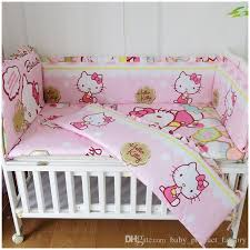 hello kitty bedding sets newborn 100 cotton baby bedding kit crib set includepers sheet pillow cover boys twin sheet set boys double bedding sets from