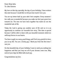 birthday love letters samples of love letters to boyfriend and how to make the