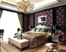 room ideas gold bedroom paint purple