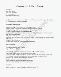 20 Restaurant Cashier Resume Free Resume
