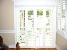 sliding glass door coverings intended for i want my patio doors covered with these blinds shades