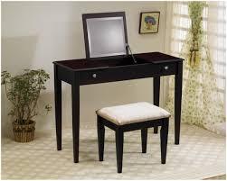 Makeup Tables For Bedrooms Bedroom Espresso Bedroom Vanity Black Bedroom Vanity Bedroom
