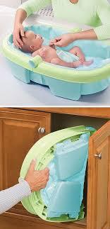 fold up bathtub luxury newborn to toddler bath tub folds for easy storage