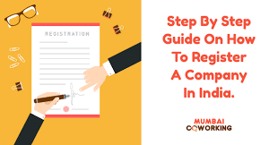 How To Register A Company Step By Step Guide On How To Register A Company In India