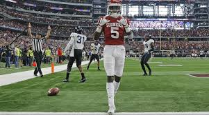 Marquise Brown From Six Flags Worker To Oklahoma Star Wr