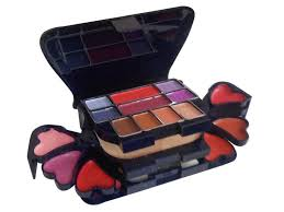 8 eyeshadow 1 power cake 8 lip color 2 blusher