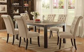 transitional dining room sets. Jayar Transitional Dining Table Set Room Sets