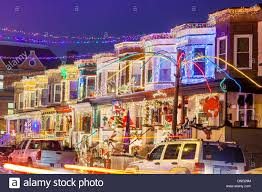 Baltimore Christmas Lights 2018 Christmas Lighting Stock Photos Christmas Lighting Stock