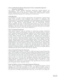 Network Engineer Resume Examples Network Security Resume Sample ...